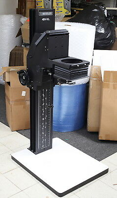 Beseler 45V-XL Photo Enlarger Chassis with Baseboard