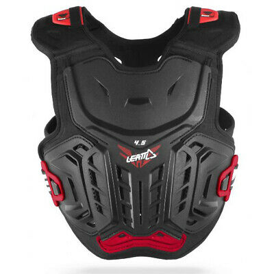 Leatt - 4.5 Youth Chest Protector - Black/Red