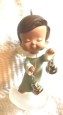 "Hallmark Mary's Angels Series Collectible Ornaments-#15 2002 ""Willow"""