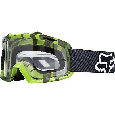 Fox - Airspace Camo Youth Goggle