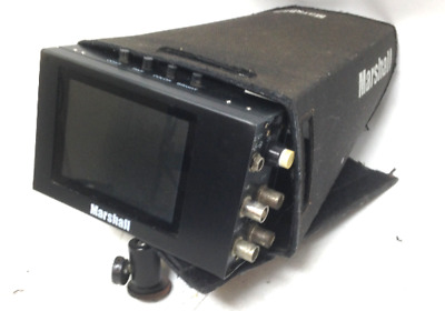 """Marshall Electronics V-LCD4-PRO-L 4"""" Color LCD Monitor"""