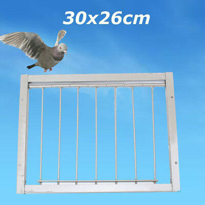 Frame Tumbler For Racing Supply Iron Pigeon Silver Entrance Bob Wires Loft Bars