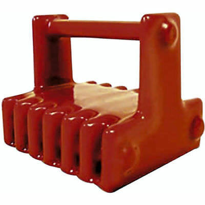 Greenfield Marine Retrieval Magnet 200 Lb Rating PVC Coated - Red - 7-RD