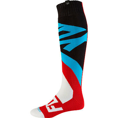 Fox - Coolmax Creo Red Thick Socks - Large
