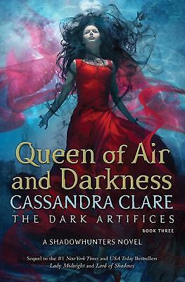 Queen of Air and Darkness (The Dark Artifices #3) (EB00K & AUDIOB00K)