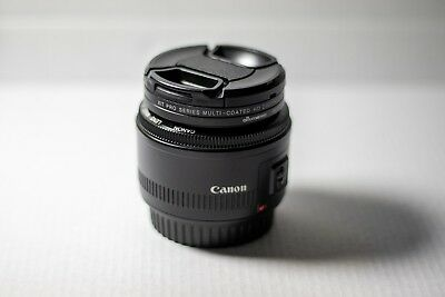 Canon 50mm f/1.8 i AF Lens (Nifty Fifty)