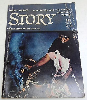 Story - US Digest short stories - Vol. 36 No.3 - 1963 - Robert Graves, Dunsany