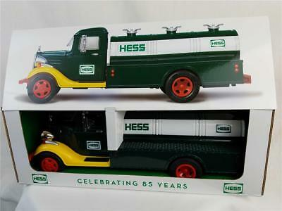 Hess 2018 Collectors Edition Toy Truck Celebrating 85 Years SOLD OUT From Hess