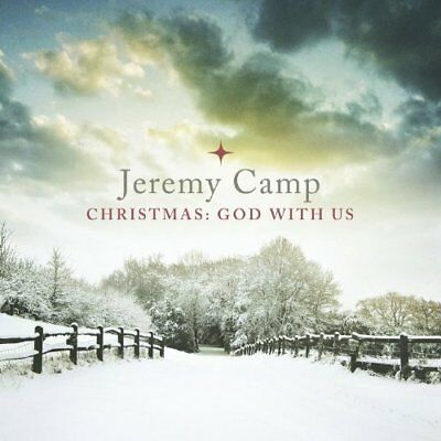 Camp, Jeremy-Christmas: God With Cd New