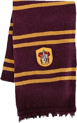 Cosplay--Harry Potter - Gryffindor House Scarf