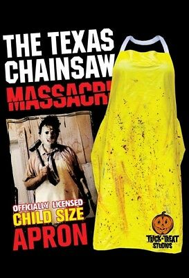 Cosplay--The Texas Chainsaw Massacre - Apron Child