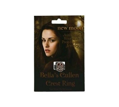 Cosplay--The Twilight Saga: New Moon - Prop Replica Bella's Crest Ring