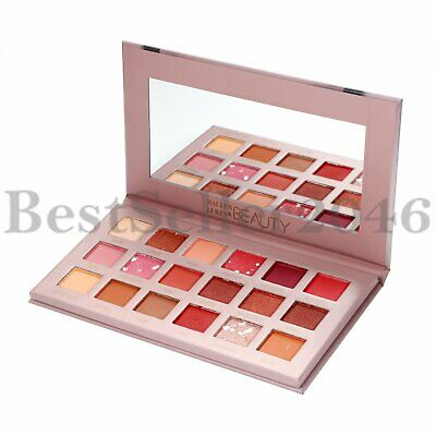 Pro 18 Colors Pigmented Nude Eyeshadow Palette Matte Shimmer Makeup Cosmetics