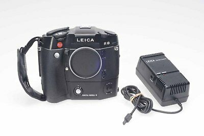 Leica R8 Body + 14439 Digital Back Module-R (Modul DMR) #637