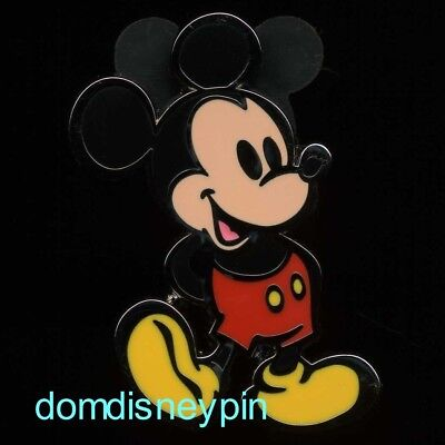 Disney Pin *Stylized Characters* Cute Cartoon Mystery Pack Set - Mickey!