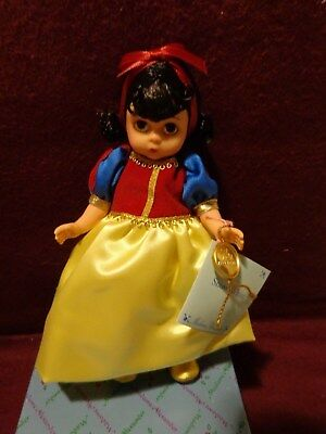 Madame Alexander 75th Anniversary Brothers Grimm Series Snow White 8 In #13800