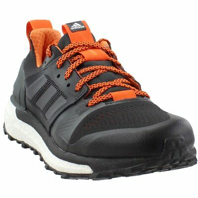 ac58dac34673 ADIDAS SUPERNOVA TRAIL Running Shoes Carbon   Orange Mens Size 11 ...