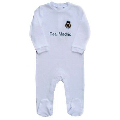 f353987c5 OFFICIAL REAL MADRID Baby Kit T-shirt And Shorts Set - 2 Piece Set ...