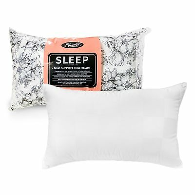 Made in Australia - Sleep Dual Support Firm Standard Pillow 48 x 73 cm by Easyre