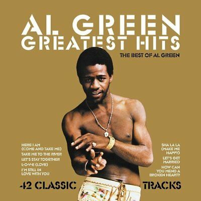 Al Green ~ Greatest Hits ~ NEW 2 x CD Set ~ 42 Tracks ~ Very Best Of Collection