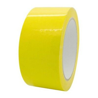 Polyprop Packaging Tape Yellow 48mm X 66m