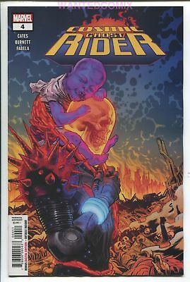 Cosmic Ghost Rider #4 Oct 2018 Donny Cates Marvel Comic Book New 1 Thanos