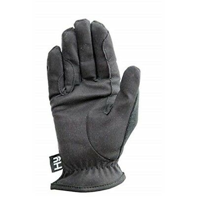 Hy5 Every Day Riding Gloves - Black - Large