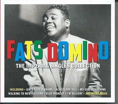 Fats Domino - Imperial Singles Collection - The Best Of / Greatest Hits 3CD NEW