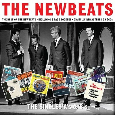 The Newbeats - The Best Of - The Singles A's & B's 2CD NEW/SEALED