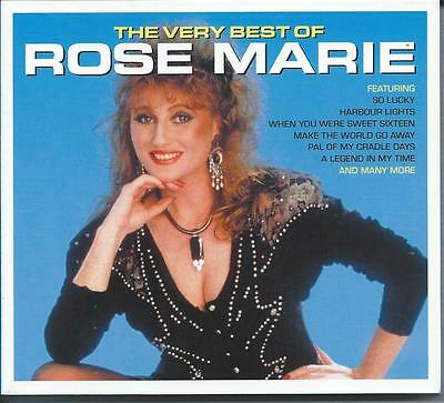 Rose Marie - The Very Best Of / Greatest Hits 2CD NEW/SEALED