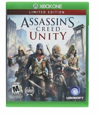 Assassin's Creed Unity Limited Edition - Xbox One, Good Video Game Accessories