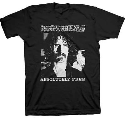 FRANK ZAPPA Absolutely Free T SHIRT S-M-L-XL-2XL New Official Hi Fidelity Merch