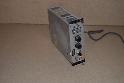 Ortec Model 456 High Voltage Power Supply Nim Bin Plug In