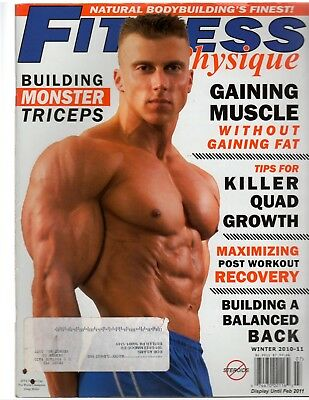 Fitness & Physique Bodybuilding Muscle Magazine/DOUG MILLER Winter 2010-11