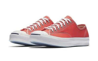7327506ac056 CONVERSE JACK PURCELL OX Dusk Pink Natural Egret Low Top Sneaker ...