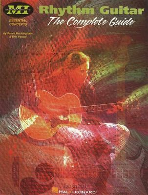 Rhythm Guitar The Complete Guide Music Book Essential Concepts