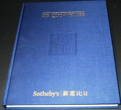 IMPORTANT CHINESE ART: Sotheby's gr. Hardcover HK 18 +results