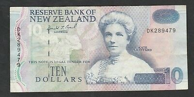 10 Dollars From New Zealand