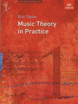Music Theory in Practice ABRSM Grade 1 Exam Syllabus Support Book