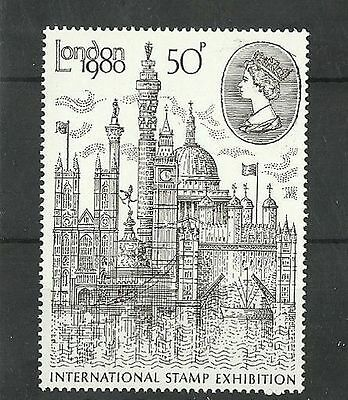 Great Britain 1980 London 1980  MNH