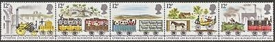 Great Britain 1980 Liverpool Manchester Railways  MNH