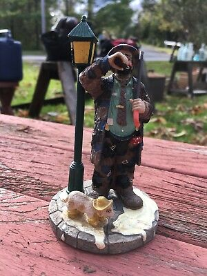 1997 Emmett Kelly Time For A Coke, Coca-Cola Limited Edition #9132 Out Of 19,500