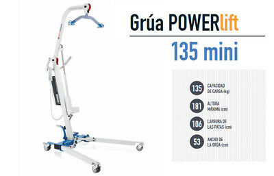 Grúa Powerlift 135 Mini
