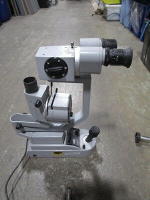 Zeiss 20 SL Slit Lamp - PARTS - SOLD AS IS