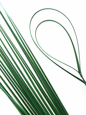 50 x Strands Flexi Green Bear Onion Grass Artificial Designer Bouquet Corsage