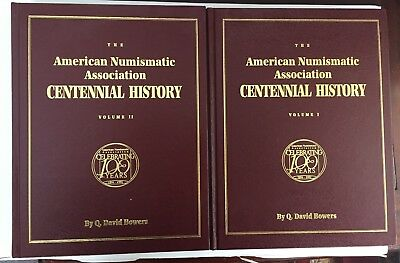 Bowers: The American Numismatic Association Centennial History