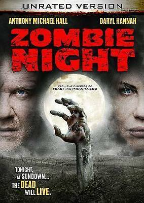 Zombie Night (DVD) 2013) Brand New sealed ships NEXT DAY with tracking