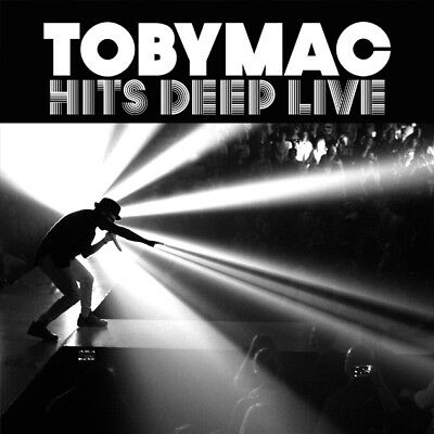 Toby Mac - Hits Deep CD + DVD 2012 Forefront Records  solo DC Talk ** NEW **