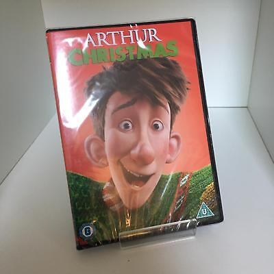 Arthur Christmas DVD - New and Sealed Fast and Free Delivery