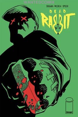 Dead Rabbit #1 Image Comic Book 2018 Sold Out Gerry Duggan Hard To Find Issue 2